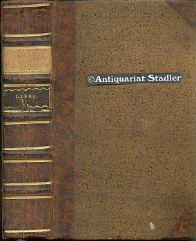 Institutionum Iuris naturalis et Ecclesiastici publici libri V. 5 Bände in einem Band. ...