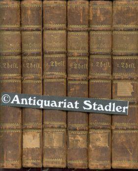 Die Neue Heloise, oder Briefe zweyer Liebenden,: Rousseau, Jean Jacques: