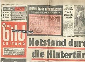 Bild Zeitung Impressum