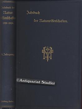 1893-1894.: Jahrbuch der Naturwissenschaften: