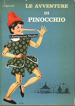 Le avventure di Pinocchio. Text in ital.: Collodi, Carlo: