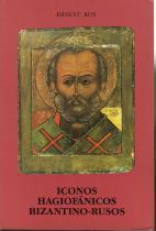 Iconos hagiofánicos bizantino-rusos - Ernest Ros Leconte