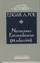 Narraciones extraordinarias (5ª Selección): Poe, Edgar Allan