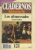 Cuadernos Historia 16, 121: Los afrancesados: Gérard Dufour