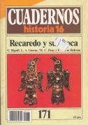 Cuadernos Historia 16, 171: Recadero y su época: G. Ripoll; L. A. García; M.C. Díaz; F. ...