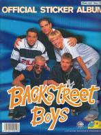 Backstreet Boys. Official Sicker Album (Completo)