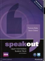 Speakout Upper Intermediate Students Book: Frances Eales; Steve