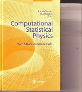 Books by the Statistical Physics Group