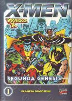 X-Men, Patrulla X, I: Claremont, Chris