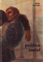 Política social: Efrén Borrajo