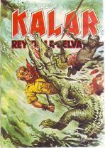 KALAR. Rey de la selva. N.º 4: No definido