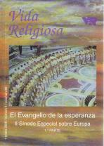 Vida religiosa, 1 (Volumen 88). 1 enero 2000