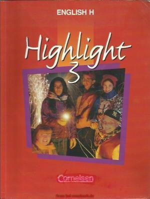 English H/Highlight. Allgemeine Ausgabe / Band 3: 7. Schuljahr - Schülerbuch - Cox, Roderick; Williams, Raymond