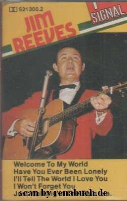 Jim Reeves Musikkassette (MC): Reeves, Jim: