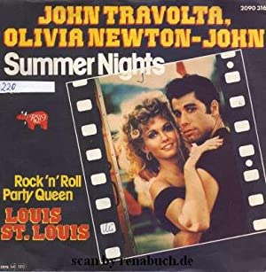 Summer Nights / Rock n Roll Party Queen