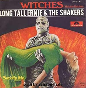 Witches (Hubble Bubble) / Satisfy Me