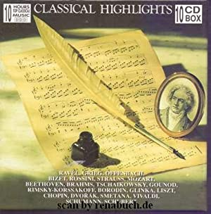 Classical Highlights 10 Hours Top Classical Music