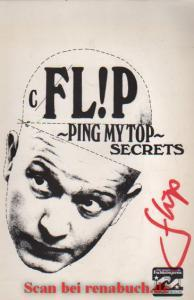 Ping My Top-Secrets - signiertes Exemplar