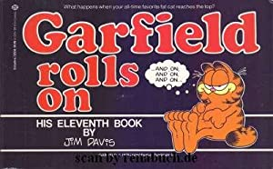 Garfield rolls on His eleventh Book