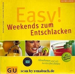 Weekends zum Entschlacken: Klemp, Kathrin; Niemann,