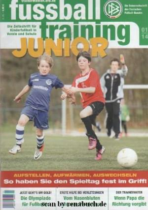 fussball training junior, 01/2014