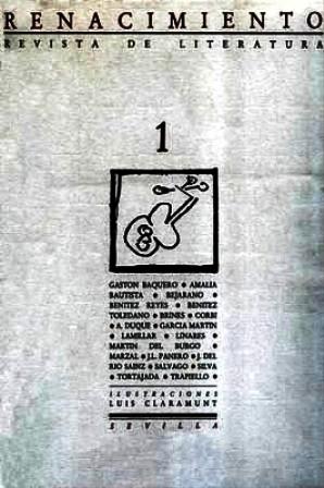 RENACIMIENTO, nº1.- Revista de Literatura. Director: Abelardo