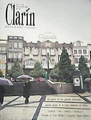 CLARÍN, nº28. Año V. Revista de Nueva