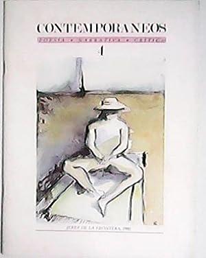 CONTEMPORANEOS, nº4.- Revista de Poesía, Narrativa, Crítica.