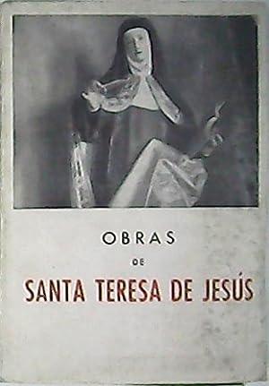 Obras (Libro de las fundaciones - Castillo: JESÚS, Santa Teresa