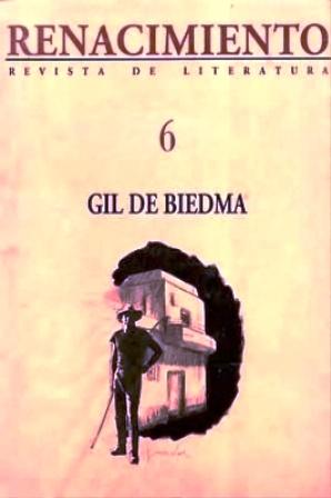 RENACIMIENTO, nº6.- Revista de Literatura. Director: Felipe