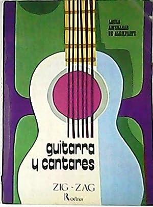 Guitarra y cantares. (Manual de aprendizaje de: AMENABAR DE ALEMPARTE,