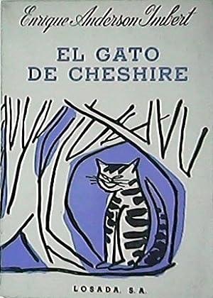 El gato de Cheshire. Cuentos.: ANDERSON IMBERT, Enrique.-