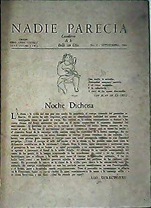 NADIE PARECIA, nº1 al 10.- Colección completa,