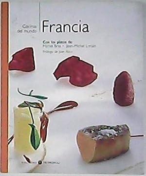 COCINAS DEL MUNDO: FRANCIA. Con los platos