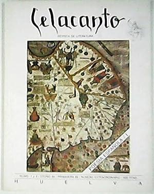 CELACANTO, nº1 y 2. Revista de Literatura.