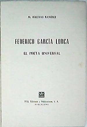 Federico García Lorca, el poeta universal.: IGLESIAS RAMIREZ, M.-