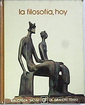 La filosofía hoy.: VV. AA.-