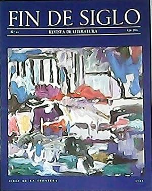 FIN DE SIGLO, nº11. Revista de Literatura.