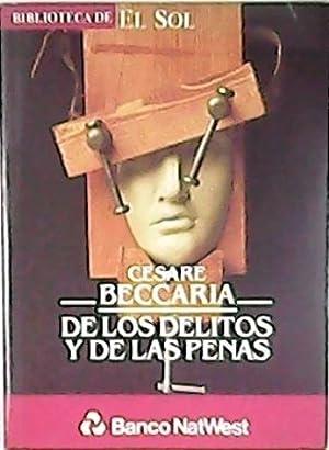 De los delitos y de las penas.: BECCARIA, Cesare.-