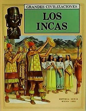 Los Incas. Ilustraciones de Richard Hook. Traducción: MILLARD, Anne.-