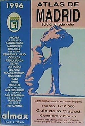 Atlas de Madrid. Guía de la ciudad.