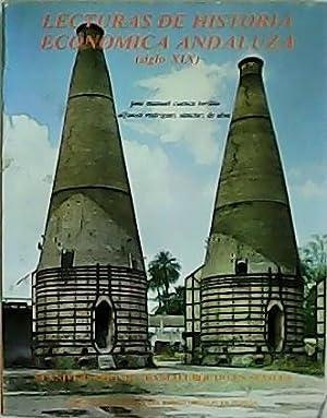 Lecturas de historia económica andaluza (siglo XIX).: CUENCA TORIBIO, José