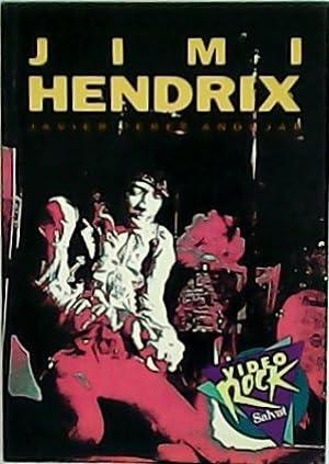 Jimi Hendrix.: PÉREZ ANDÚJAR, Javier.-