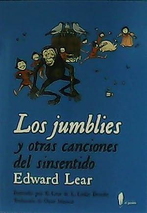 Los jumblies y otras canciones del sin: LEAR, Edward.-