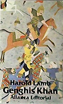 Genghis Khan. Traducción de L. Aguirre Prado.: LAMB, Harold.-