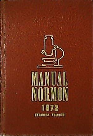 Manual Normon.: NICLOS, Martín, J.J.