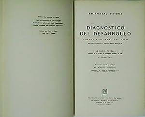 Diagnóstico del desarrollo normal y anormal del: GESELL, Arnold y