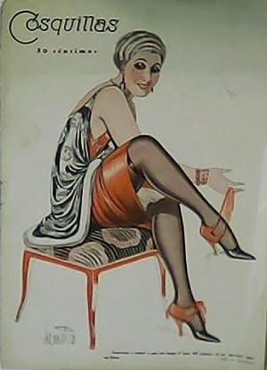 COSQUILLAS. Revista cómico-satítirica. Año II. Nº 31.