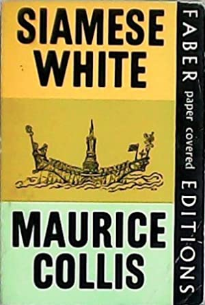 Siamese white.: COLLIS, Maurice.-