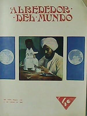 Alrededor del Mundo. Revista. Año XXVIII. Nº